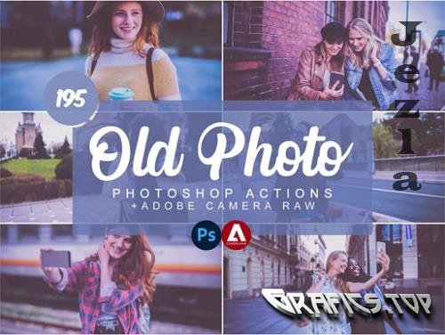 Old Photo Photoshop Actions